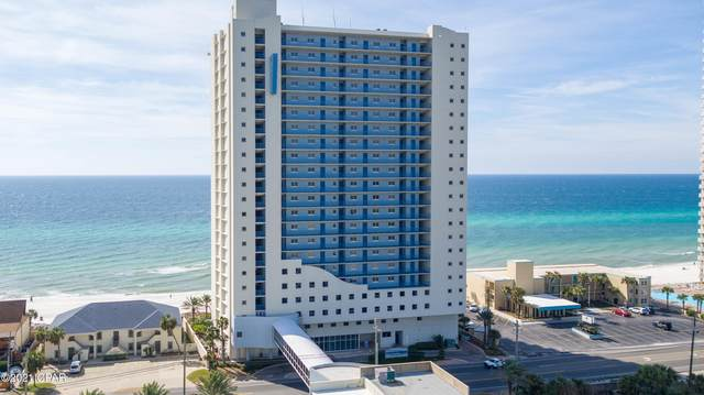 16701 Front Beach Road #2107, Panama City Beach, FL 32413 (MLS #707785) :: Team Jadofsky of Keller Williams Realty Emerald Coast