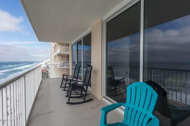 10811 Front Beach Road 1301 Road, Panama City Beach, FL 32407 (MLS #707806) :: Team Jadofsky of Keller Williams Realty Emerald Coast