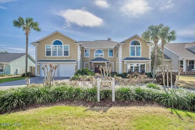 815 Dolphin Drive, Panama City Beach, FL 32408 (MLS #707945) :: Anchor Realty Florida