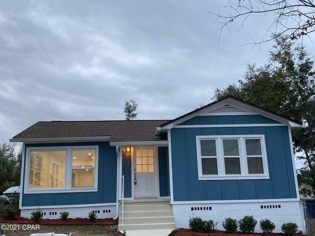 1304 E 2nd Court, Panama City, FL 32401 (MLS #707991) :: Berkshire Hathaway HomeServices Beach Properties of Florida