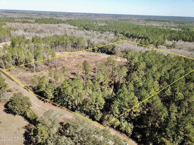 10.27 acre Reedy Creek Crossing, Westville, FL 32464 (MLS #708009) :: Counts Real Estate Group, Inc.