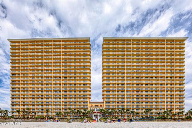 15817 Front Beach Road 2104E, Panama City Beach, FL 32413 (MLS #708030) :: Beachside Luxury Realty