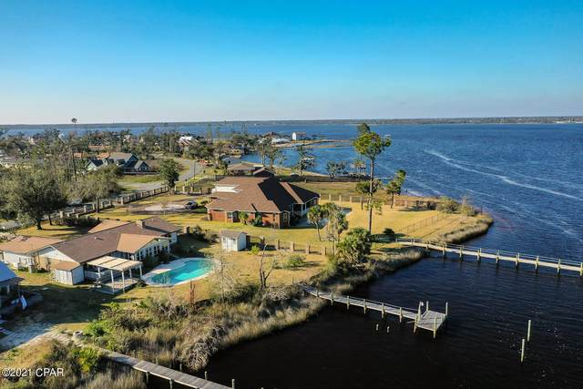 1025 N Bay Drive, Lynn Haven, FL 32444 (MLS #708197) :: Beachside Luxury Realty