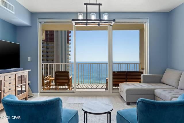9900 S Thomas Drive #1613, Panama City Beach, FL 32408 (MLS #708212) :: Berkshire Hathaway HomeServices Beach Properties of Florida