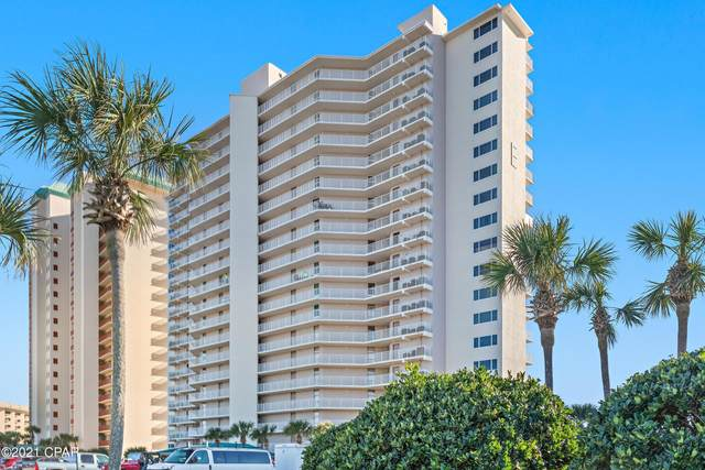 7205 Thomas Drive D703, Panama City Beach, FL 32408 (MLS #708320) :: Beachside Luxury Realty