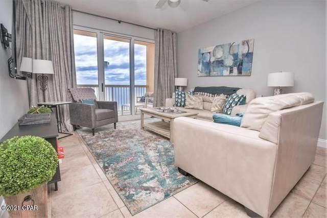 15817 Front Beach Road 1-1704, Panama City Beach, FL 32413 (MLS #708521) :: Berkshire Hathaway HomeServices Beach Properties of Florida