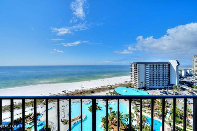 11483 Front Beach Road #1203, Panama City Beach, FL 32407 (MLS #708553) :: Keller Williams Realty Emerald Coast