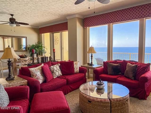 8715 Surf Drive 1205B, Panama City Beach, FL 32408 (MLS #708938) :: Team Jadofsky of Keller Williams Realty Emerald Coast