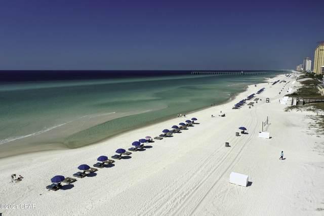 15413 Front Beach Road #109, Panama City Beach, FL 32413 (MLS #708961) :: Vacasa Real Estate