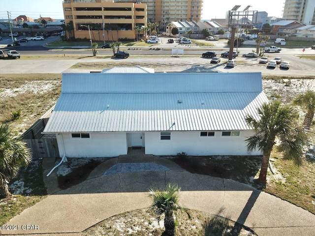 5019 Beach Drive, Panama City Beach, FL 32408 (MLS #709105) :: Anchor Realty Florida