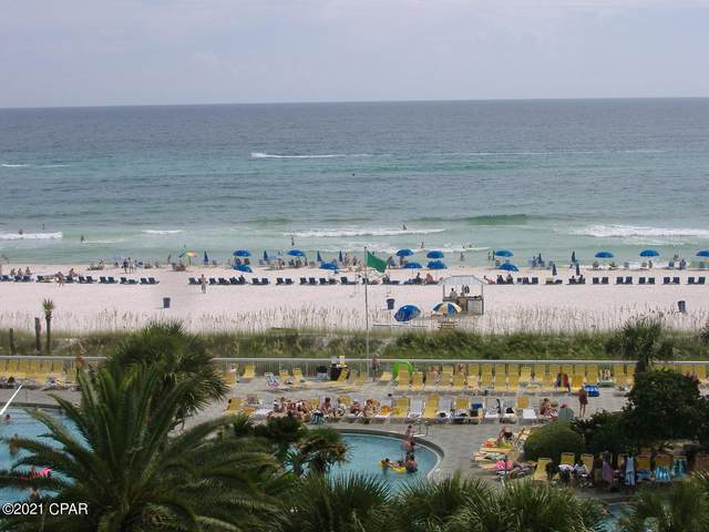 11619 Front Beach #711, Panama City Beach, FL 32407 (MLS #709283) :: Counts Real Estate Group, Inc.