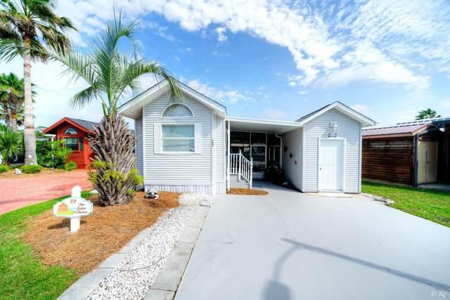 1219 Thomas Drive #73, Panama City Beach, FL 32408 (MLS #709305) :: Counts Real Estate Group