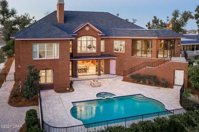 247 S Cove Terrace Drive, Panama City, FL 32401 (MLS #709416) :: Blue Swell Realty