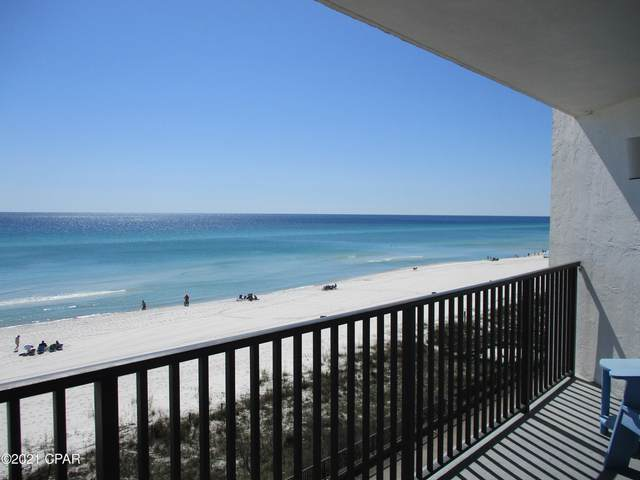 17155 Front Beach Road W404, Panama City Beach, FL 32413 (MLS #709641) :: Berkshire Hathaway HomeServices Beach Properties of Florida