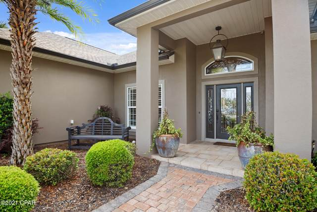 8318 Palm Garden Boulevard, Panama City Beach, FL 32408 (MLS #709806) :: Scenic Sotheby's International Realty