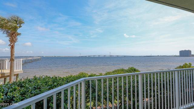 6504 Bridge Water Way #106, Panama City Beach, FL 32407 (MLS #709900) :: Counts Real Estate Group, Inc.