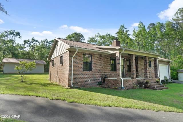 3595 Jackson Branch Road, Graceville, FL 32440 (MLS #710022) :: Scenic Sotheby's International Realty