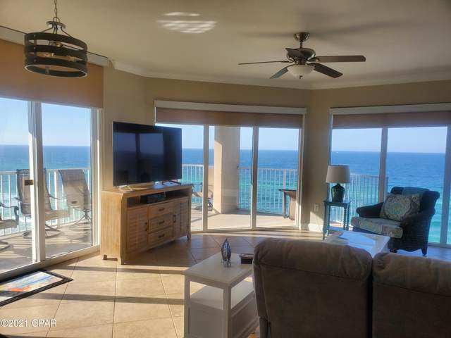 16819 Front Beach Road #817, Panama City Beach, FL 32413 (MLS #710063) :: Team Jadofsky of Keller Williams Realty Emerald Coast