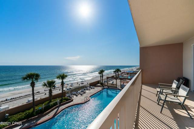 14825 Front Beach Road #701, Panama City Beach, FL 32413 (MLS #710639) :: Blue Swell Realty