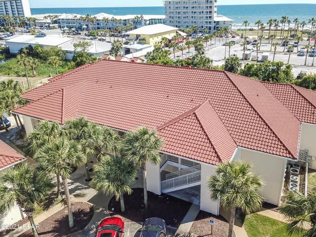 17462 S Front Beach Rd. 60-106, Panama City Beach, FL 32413 (MLS #710654) :: Team Jadofsky of Keller Williams Realty Emerald Coast