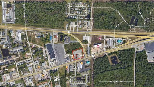 7724 Front Beach Road, Panama City, FL 32407 (MLS #710791) :: Berkshire Hathaway HomeServices Beach Properties of Florida