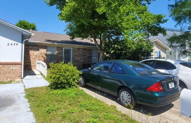 2422 Johnson Drive, Lynn Haven, FL 32444 (MLS #711293) :: Beachside Luxury Realty