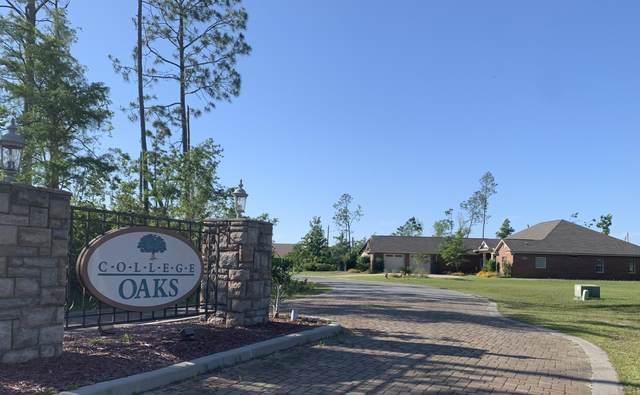 802 College Oaks Lane, Lynn Haven, FL 32444 (MLS #711313) :: Blue Swell Realty