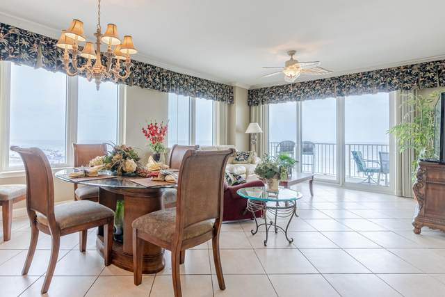 10713 Front Beach Road #401, Panama City Beach, FL 32407 (MLS #711336) :: Counts Real Estate Group