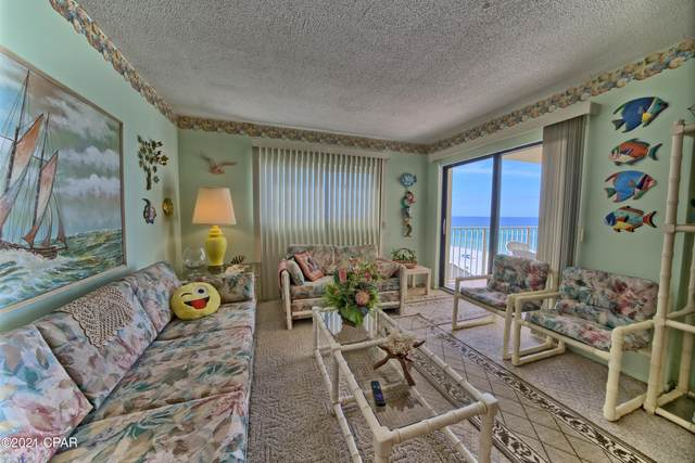 5801 Thomas Drive #724, Panama City Beach, FL 32408 (MLS #711542) :: Beachside Luxury Realty