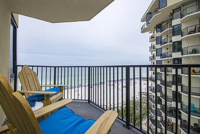 9850 S Thomas Drive 811E, Panama City Beach, FL 32408 (MLS #711552) :: Beachside Luxury Realty
