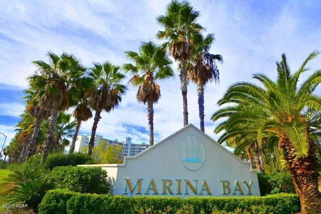 1600 Marina Bay Drive #605, Panama City, FL 32409 (MLS #711574) :: Beachside Luxury Realty