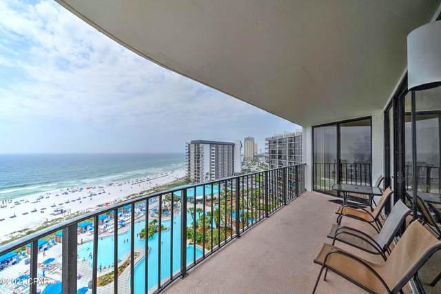 11483 Front Beach Road #1001, Panama City Beach, FL 32407 (MLS #711603) :: Beachside Luxury Realty