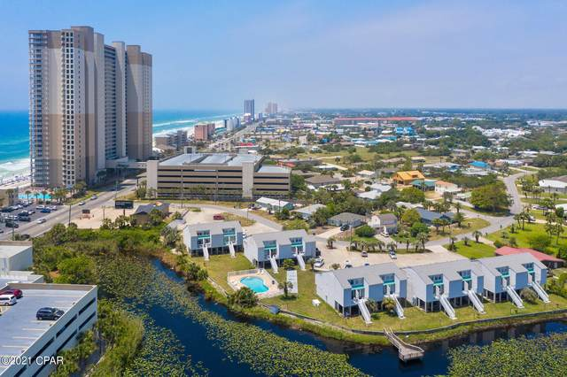301 Lullwater Drive #291, Panama City Beach, FL 32413 (MLS #711629) :: Counts Real Estate Group