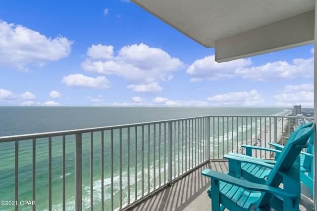 16819 Front Beach Road #2001, Panama City Beach, FL 32413 (MLS #711710) :: Anchor Realty Florida
