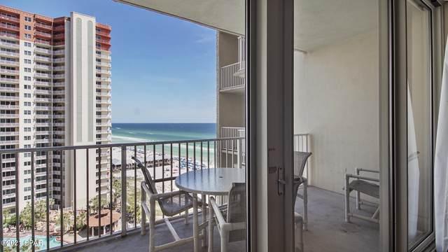 9900 S Thomas Drive #1104, Panama City Beach, FL 32408 (MLS #711876) :: Counts Real Estate Group