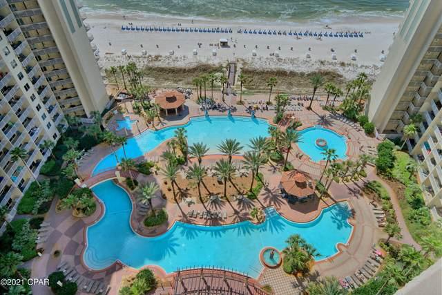 9900 S Thomas Drive #1823, Panama City Beach, FL 32408 (MLS #712347) :: Blue Swell Realty