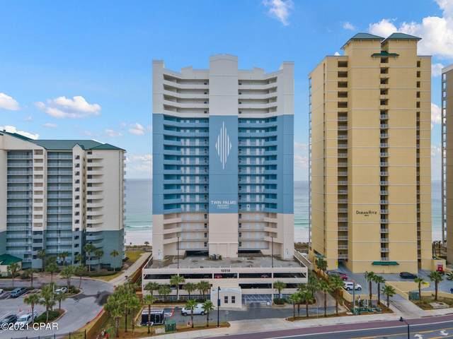 10519 Front Beach Road 501A, Panama City Beach, FL 32407 (MLS #712435) :: Scenic Sotheby's International Realty
