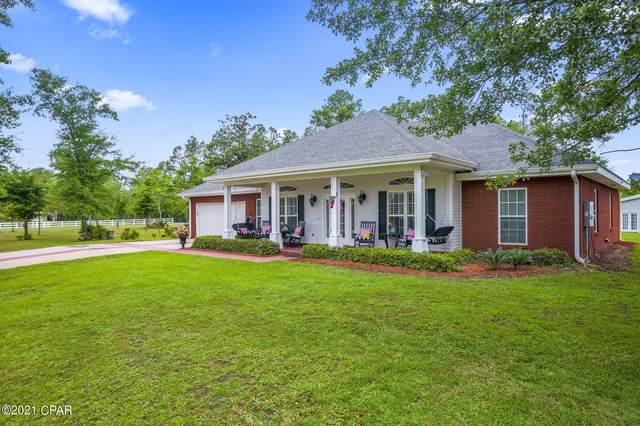 801 Clement Drive, Panama City, FL 32409 (MLS #712488) :: Beachside Luxury Realty