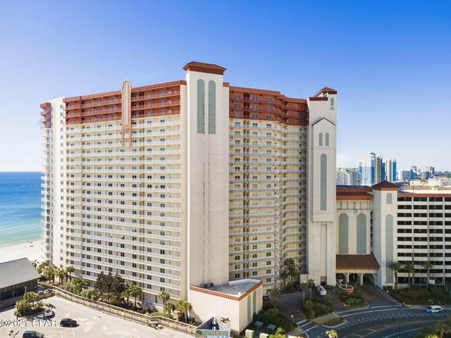 9900 S Thomas Drive #520, Panama City Beach, FL 32408 (MLS #712519) :: Vacasa Real Estate