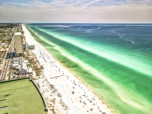 14701 Front Beach Road #2433, Panama City Beach, FL 32413 (MLS #712594) :: Counts Real Estate Group