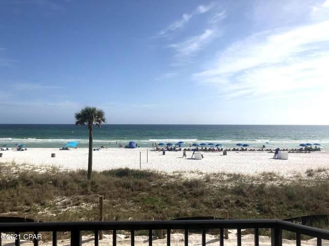 9850 S Thomas Drive 207E, Panama City Beach, FL 32408 (MLS #712726) :: Counts Real Estate Group