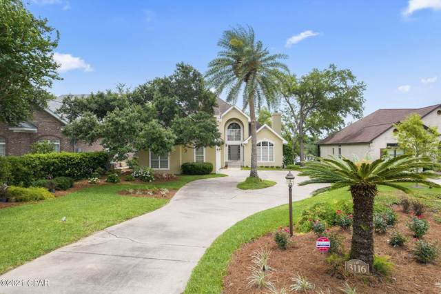 3116 Country Club Drive, Lynn Haven, FL 32444 (MLS #712752) :: Counts Real Estate Group