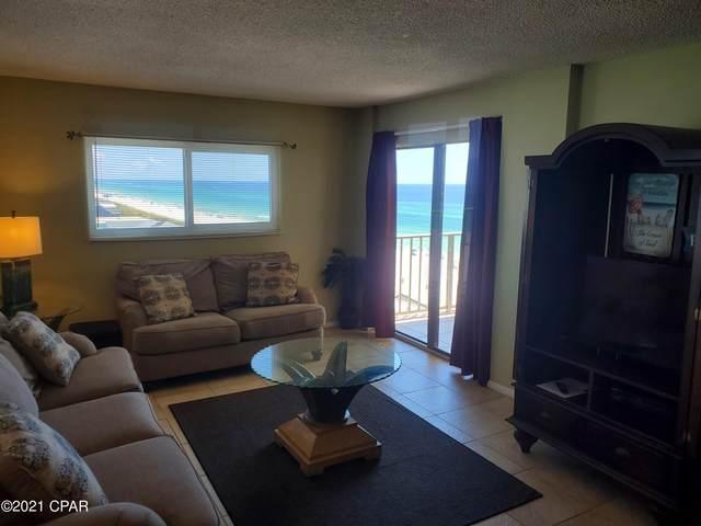 5801 Thomas Drive #824, Panama City Beach, FL 32408 (MLS #712760) :: Scenic Sotheby's International Realty
