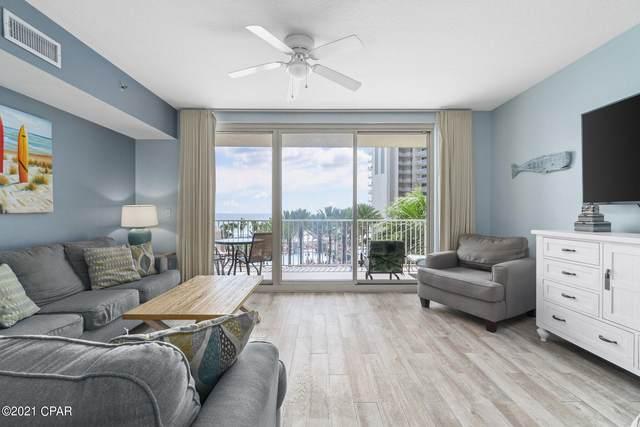 9900 S Thomas Drive #419, Panama City Beach, FL 32408 (MLS #712769) :: Scenic Sotheby's International Realty