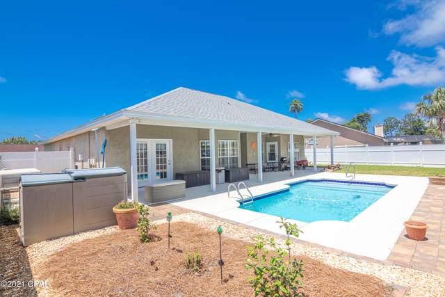 113 Bonaire Drive, Panama City Beach, FL 32413 (MLS #712808) :: Scenic Sotheby's International Realty