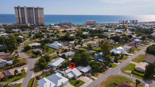 16805 E El Centro Boulevard, Panama City Beach, FL 32413 (MLS #712851) :: The Ryan Group