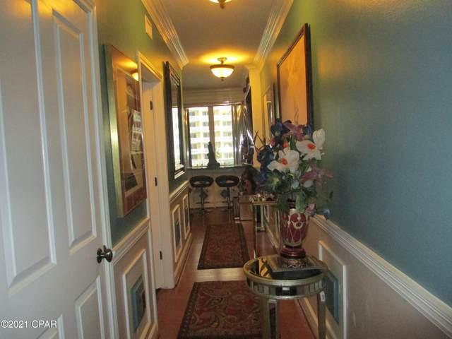 9900 S Thomas 410 Drive #410, Panama City Beach, FL 32408 (MLS #713047) :: Berkshire Hathaway HomeServices Beach Properties of Florida