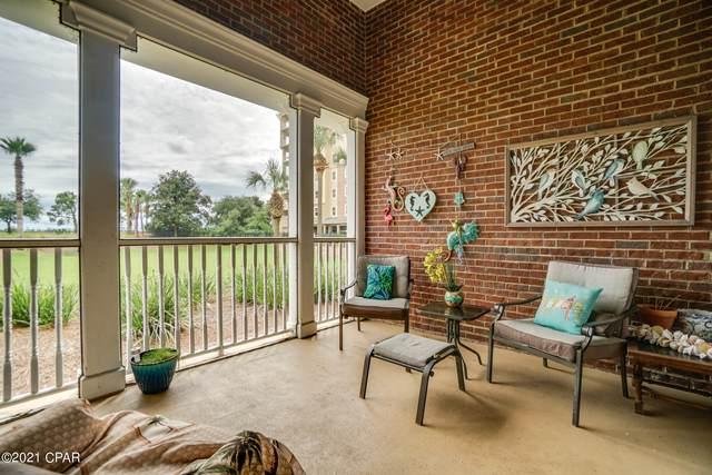 4100 Marriott Drive #110, Panama City Beach, FL 32408 (MLS #713332) :: Counts Real Estate Group