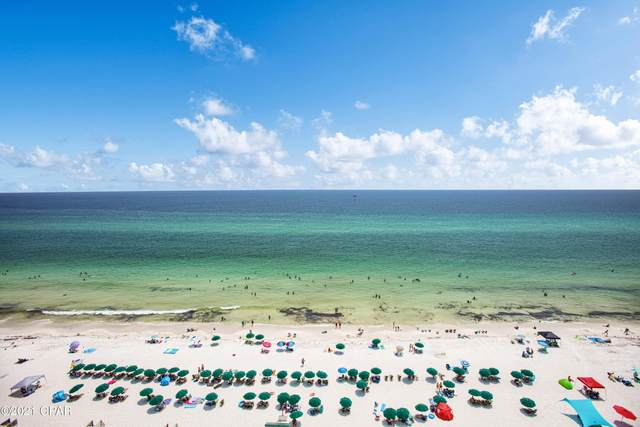 17545 Front Beach Road #1205, Panama City Beach, FL 32413 (MLS #713512) :: Counts Real Estate on 30A