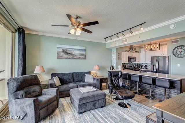 9900 S Thomas Drive #2018, Panama City Beach, FL 32408 (MLS #713581) :: Counts Real Estate on 30A